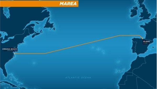 Microsoft και Facebook ποντίζουν καλώδιο 6.600 χιλιομέτρων στον Ατλαντικό