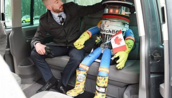 Γερμανοί ερευνητές μαθαίνουν σε ρομπότ να «αισθάνονται» τον πόνο