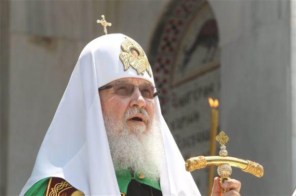 Έφθασε στη Θεσσαλονίκη ο Πατριάρχης Μόσχας Κύριλλος
