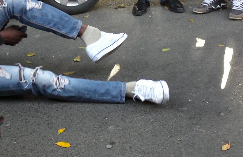 Ομοφοβικό επεισόδιο στο Βόλο με  ομαδικό ξυλοδαρμό σε πλατεία