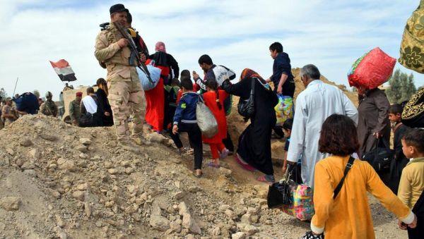 Στη Φαλούτζα ο Ιρακινός στρατός