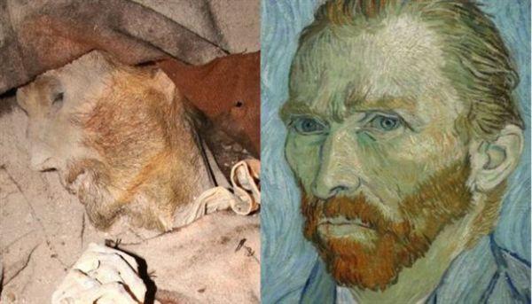 Μούμια που φέρει ομοιότητες με τον Βαν Γκογκ βρέθηκε στην Ισπανία