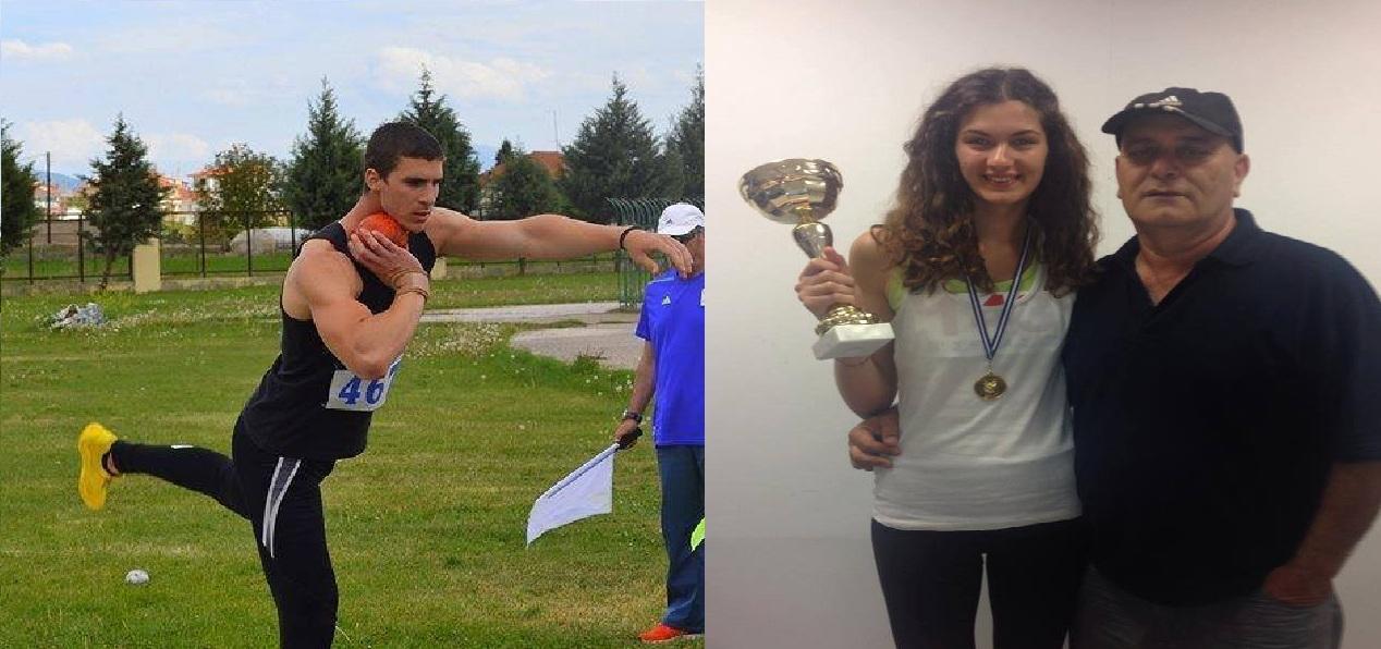 Νέες επιτυχίες των αθλητών του Γ.Σ. Βόλου