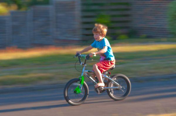 Τραυματισμός 13χρονου ποδηλάτη