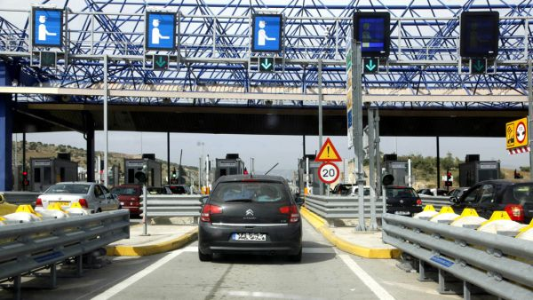 Καμία αύξηση στα διόδια της Αυτοκινητόδρομος Αιγαίου Α.Ε.