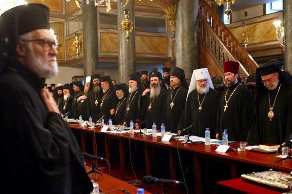 Επιστολή Κύριλλου προς Βαρθολομαίο: «Πρώτα να λυθεί πως θα καθίσουμε και μετά η Σύνοδος»