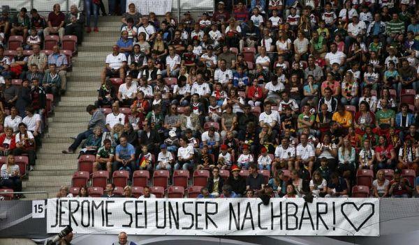 Σάλος στη Γερμανία για τα ρατσιστικά σχόλια κατά του Μποατένγκ