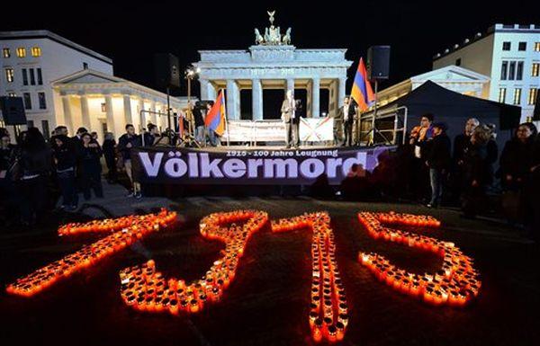 «Γελοία» κατά την Τουρκία η γερμανική ψήφος για τη Γενοκτονία των Αρμενίων