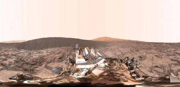 SpaceX: Σε 9 χρόνια οι πρώτοι άνθρωποι στον Άρη