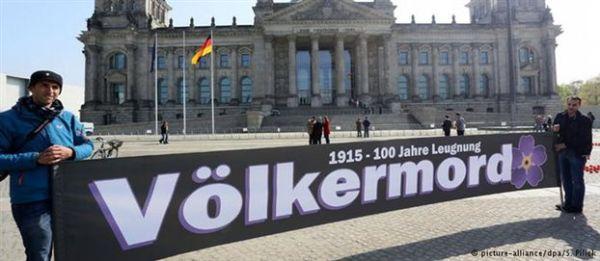 Γερμανικά ΜΜΕ: Μια γενοκτονία πρέπει να ονομάζεται γενοκτονία