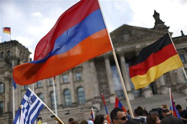 Αναγνώρισε η Γερμανία την Γενοκτονία των Αρμενίων