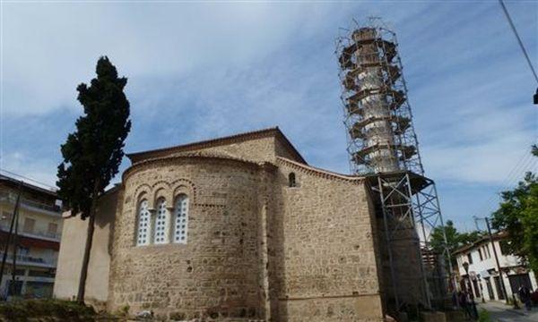 Η Παλαιά Μητρόπολη Βέροιας υποδέχεται τους πρώτους επισκέπτες της