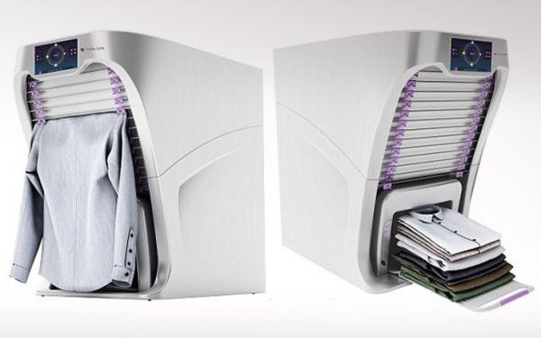 Το «γκάτζετ» των 750 ευρώ που διπλώνει μόνο του τα ρούχα σας