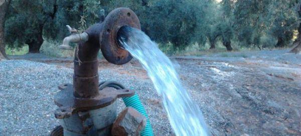 Νερό από τις γεωτρήσεις στην Κάρλα