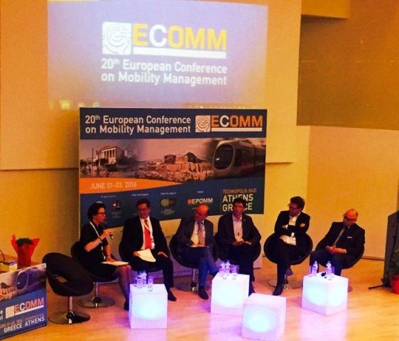 Τα Τρίκαλα σε Πανευρωπαϊκό Συνέδριο Μεταφορών