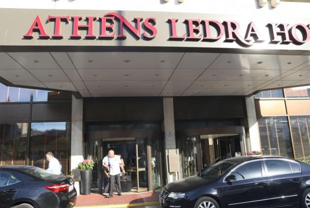 Σε πλειστηριασμό βγαίνει το Athens Ledra με τιμή εκκίνησης τα 48 εκατ. ευρώ