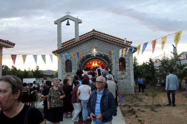 Η πανήγυρις του Αγ. Λουκά του Ιατρού στο Διμήνι