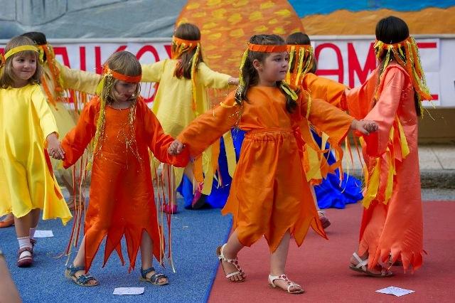 Γιορτές λήξης της χρονιάς στους Παιδικούς Σταθμούς του Βόλου