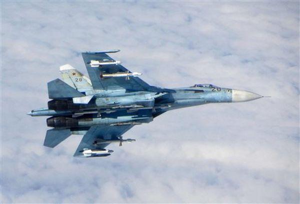 Συντριβή ρωσικού μαχητικού έξω από τη Μόσχα, νεκρός ο πιλότος