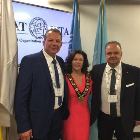 Στο Παγκόσμιο Συνέδριο στον Καναδά η Ένωση Λειτουργών Γραφείων Κηδειών Ελλάδος