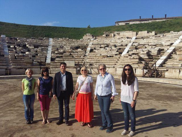 Ρώσοι τουριστικοί πράκτορες στη Λάρισα