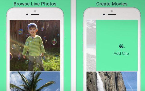 Η δωρεάν εφαρμογή που δημιουργεί εύκολα Gifs με φωτογραφίες σας