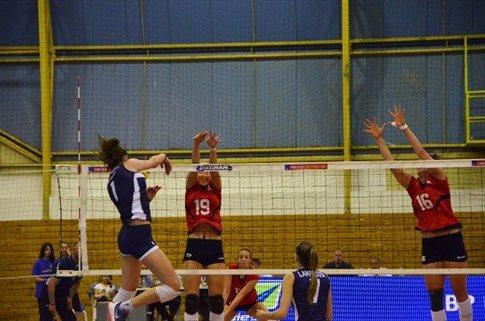 Η Εθνική βόλεϊ γυναικών επικράτησε εύκολα με 3-0 της Ουγγαρίας