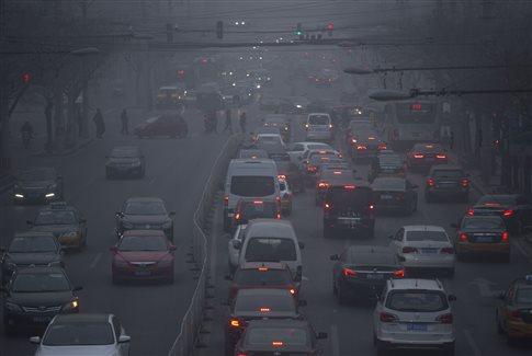 Τριπλάσιοι οι πρόωροι θάνατοι λόγω ρύπανσης προβλέπει έκθεση του ΟΟΣΑ