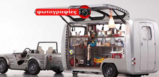 Toyota Camatte Capsule: Ένα παιχνιδιάρικο concept