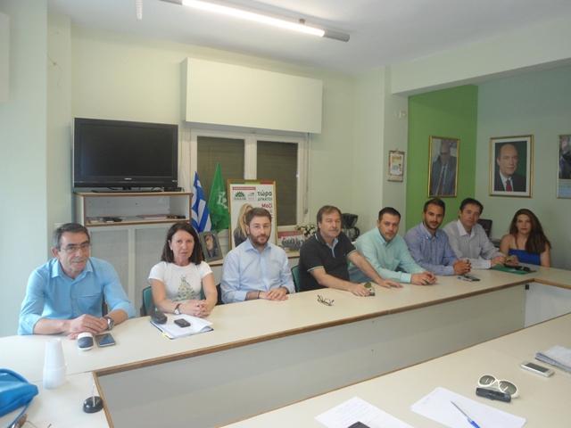 Ν. Ανδρουλάκης: Οι εκλογές θα φέρουν πολιτική και οικονομική αστάθεια στη χώρα