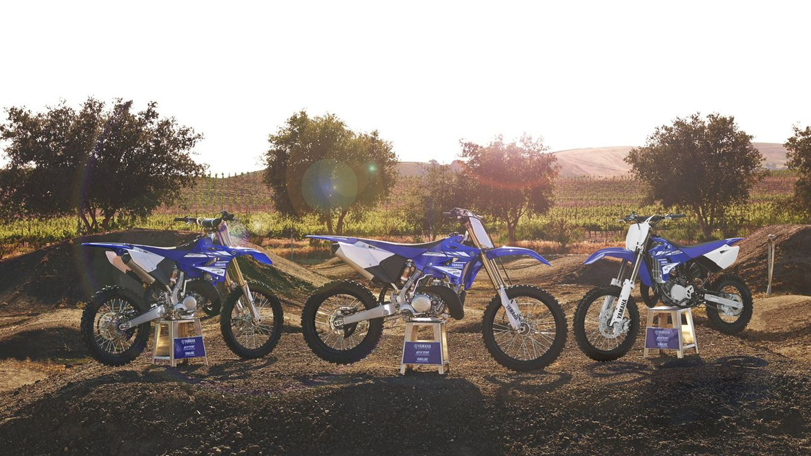 Νέες Yamaha off-road