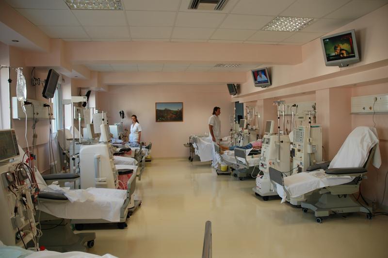 Ελλείψεις στις Μονάδες Τεχνητού Νεφρού στη Θεσσαλία