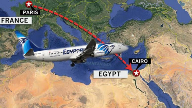 Βρήκαν συντρίμμια του μοιραίου Airbus της EgyptAir