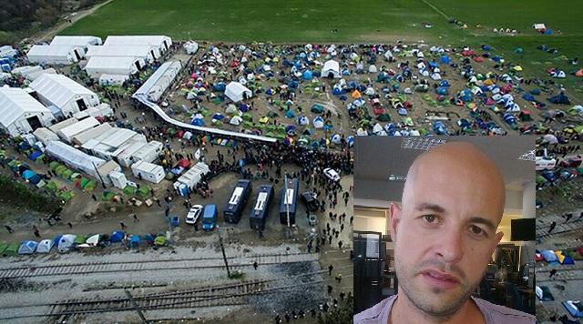 Αργ. Διχτάς: Βόμβα έτοιμη να εκραγεί η Ειδομένη
