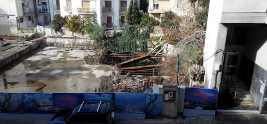 Με πόρους του Δήμου η ολοκλήρωση του πάρκινγκ της Φιλελλήνων