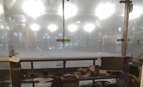 Εκρήξεις στο αεροδρόμιο «Ατατούρκ» της Κωνσταντινούπολης