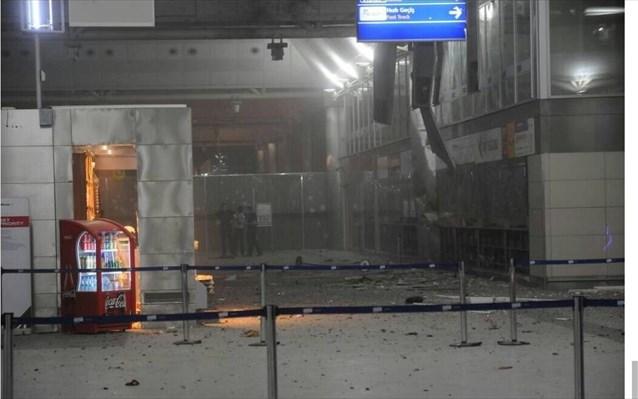 Ματαιώθηκε η πτήση της Turkish Airlines από το «Ελ. Βενιζέλος» για το «Ατατούρκ»