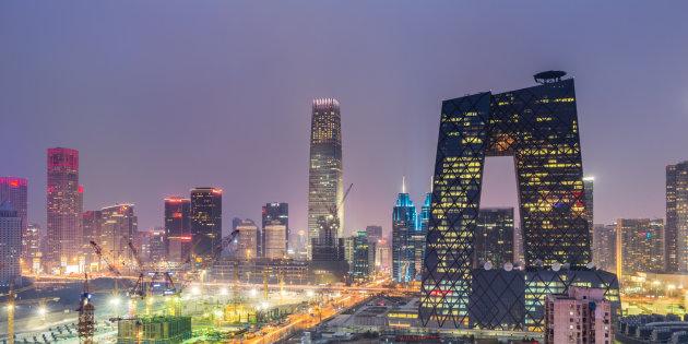 Το Πεκίνο βυθίζεται 11 εκατοστά το χρόνο στην προσπάθεια να ξεδιψάσει