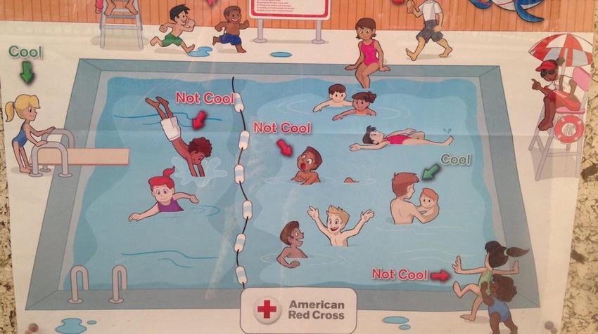 Κατακραυγή για ρατσιστικό πόστερ του αμερικανικού Ερυθρού Σταυρού