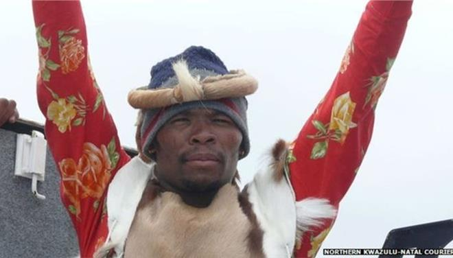 Νοτιοαφρικανός υποστήριζε ότι ήταν «αναστημένος» τραγουδιστής που τον είχαν απαγάγει... ζόμπι
