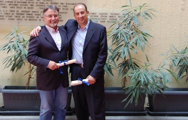 Βραβεύτηκαν δύο ερευνητές από το Πανεπιστήμιο Αθηνών