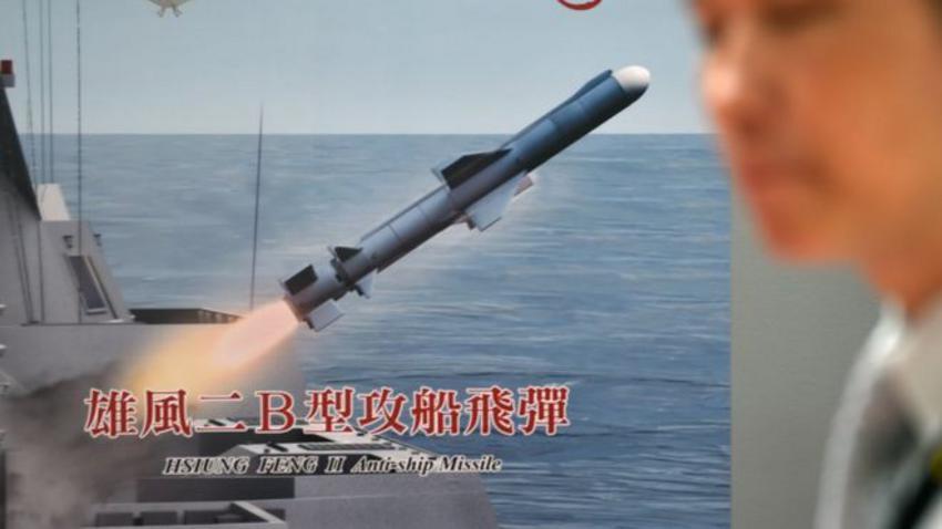 Θανάσιμο λάθος στην Ταϊβάν: Εκτόξευσαν κατά λάθος υπερηχητικό πύραυλο