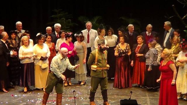 Οπερέτα από τη Βολιώτικη Χορωδία