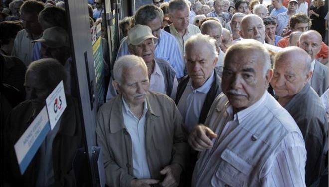 Παράταση πληρωμής φορολογικών υποχρεώσεων για συνταξιούχους