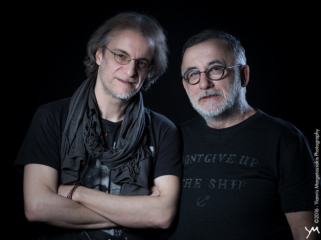 Ο Θ. Μικρούτσικος και ο Μ. Πασχαλίδης έρχονται στη Λάρισα