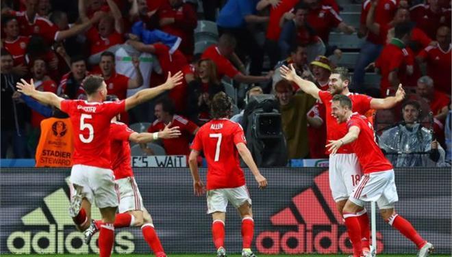 Euro 2016: Η Ουαλία στα ημιτελικά, 3-1 το Βέλγιο