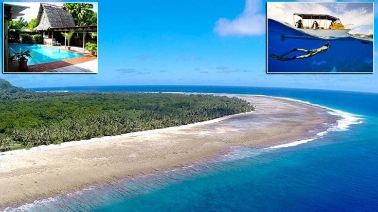 Αυτό το παραμυθένιο ιδιωτικό νησί χαρίζεται έναντι 49 δολαρίων! [photos]