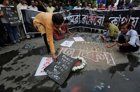 Να πολεμήσει την τρομοκρατία υπόσχεται η πρωθυπουργός του Μπαγκλαντές