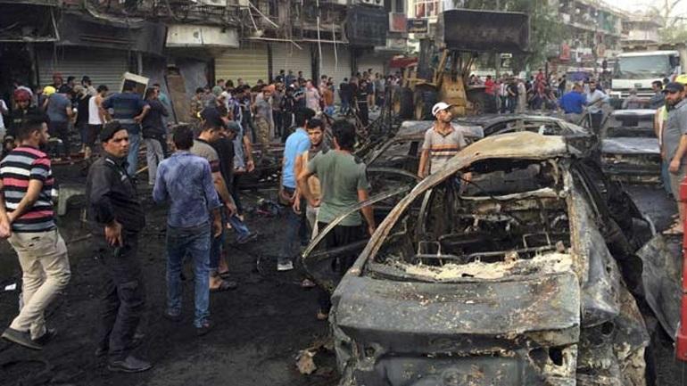 Τουλάχιστον 75 νεκροί από την επίθεση καμικάζι στη Βαγδάτη