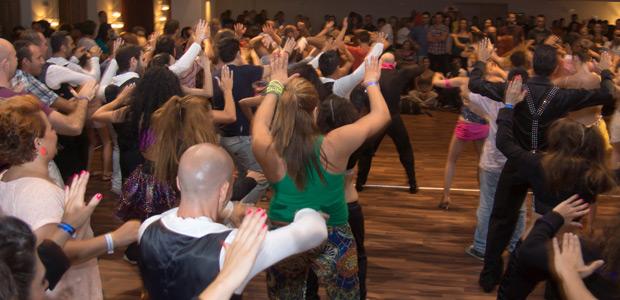 Το 7ο Greek salsa boot camp στο Βόλο